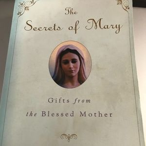 The Secrets of Mary, paperback book